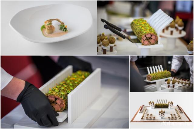 De Bocuse d'Or, het wereldkampioenschap voor chefs