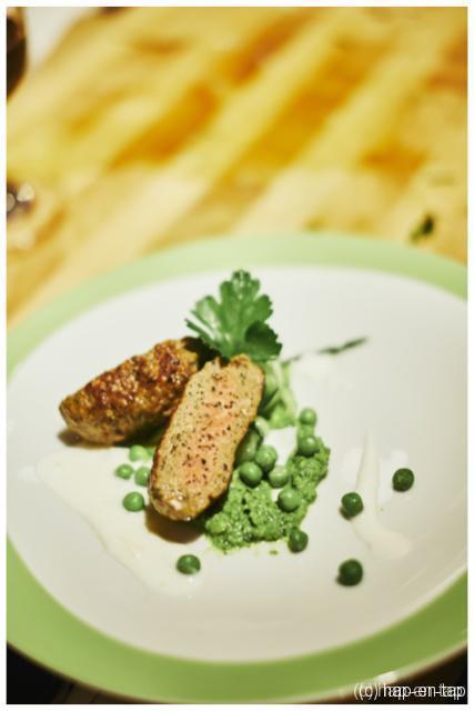 Jeroen De Pauw kookt 5 keer met lamsvlees van Delhaize