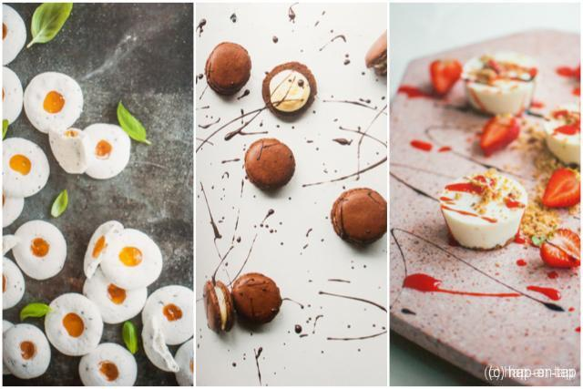Margaux Maeterlinck & Christophe Declercq, Sweet Foodista