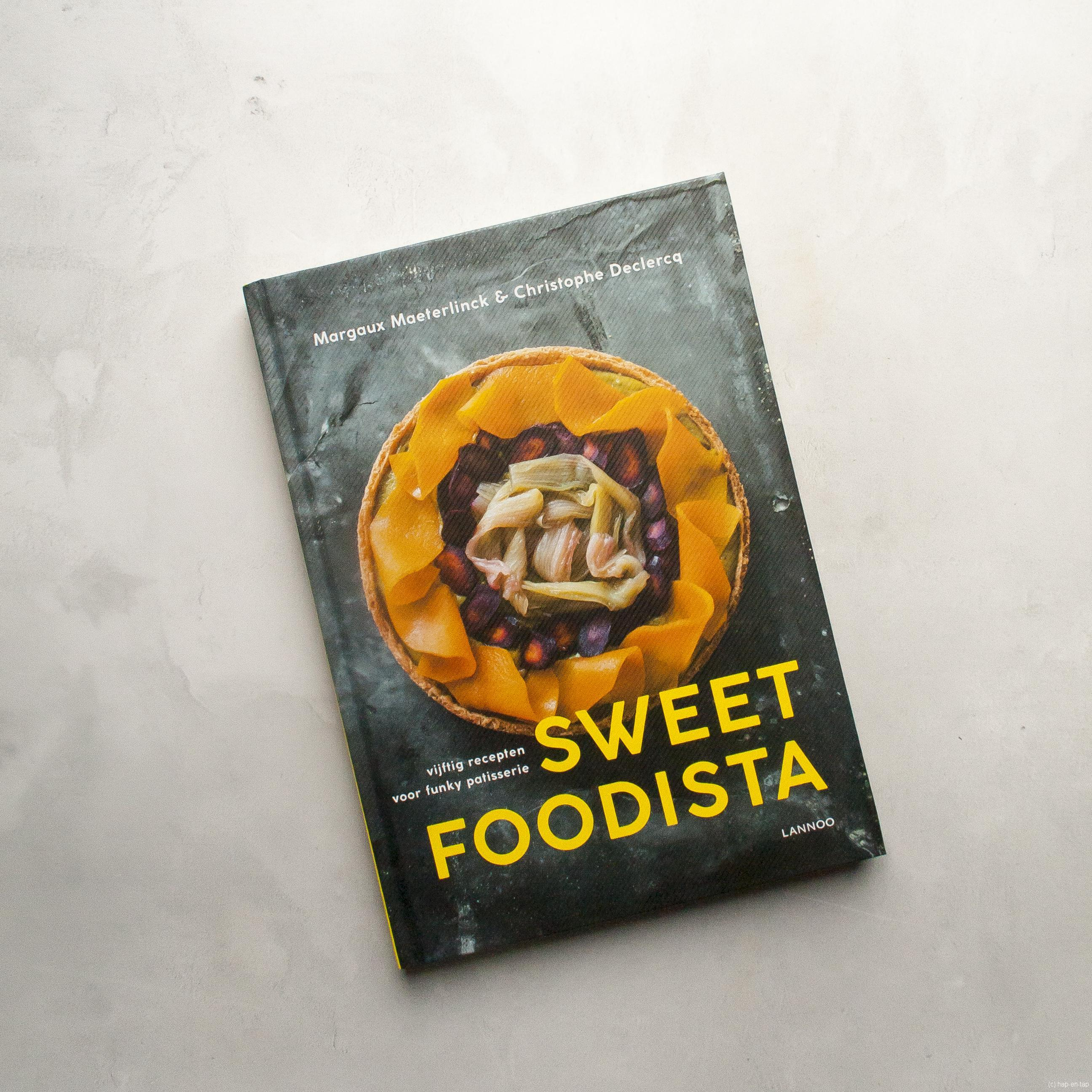 Margaux Maeterlinck & Christophe Declercq, Sweet Foodista