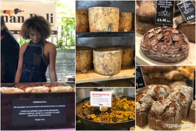 London calling: food, food, glorious food!