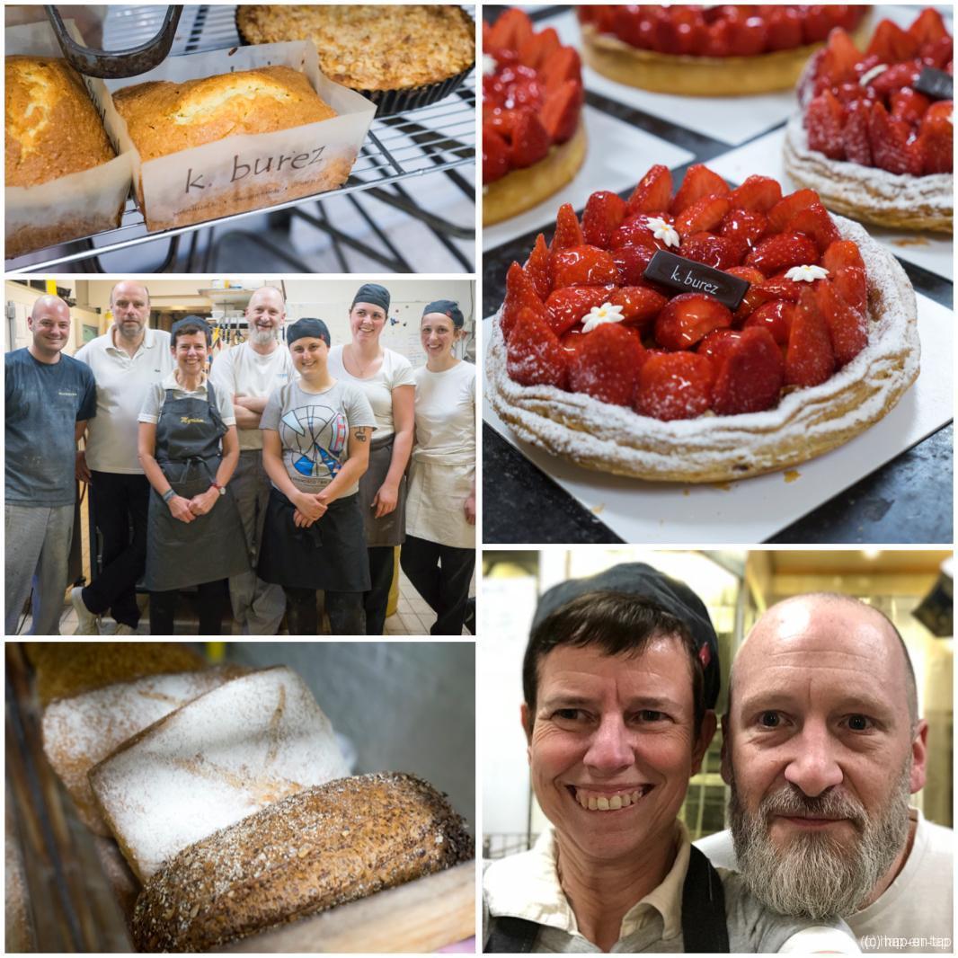 Behind the scenes bij Bakkerij Burez