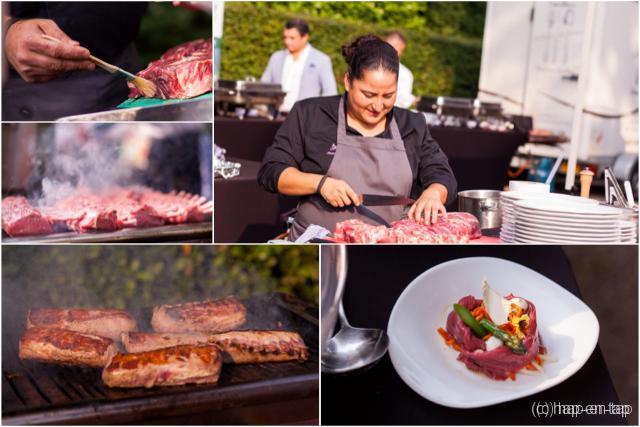 Op de barbecue bij de Ierse ambassadrice (met recepten en BBQ-tips!)