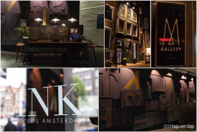 INK en Pressroom, hotel en restaurant met een verhaal. Een succesverhaal.