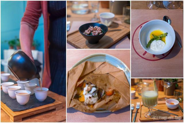 Foodpairing met thee, helemaal my cup of tea!
