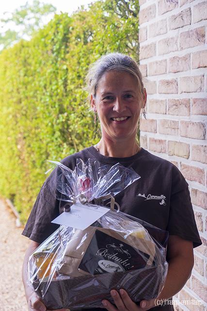 Carmello, verwenontbijt met Oost-Vlaamse streekproducten