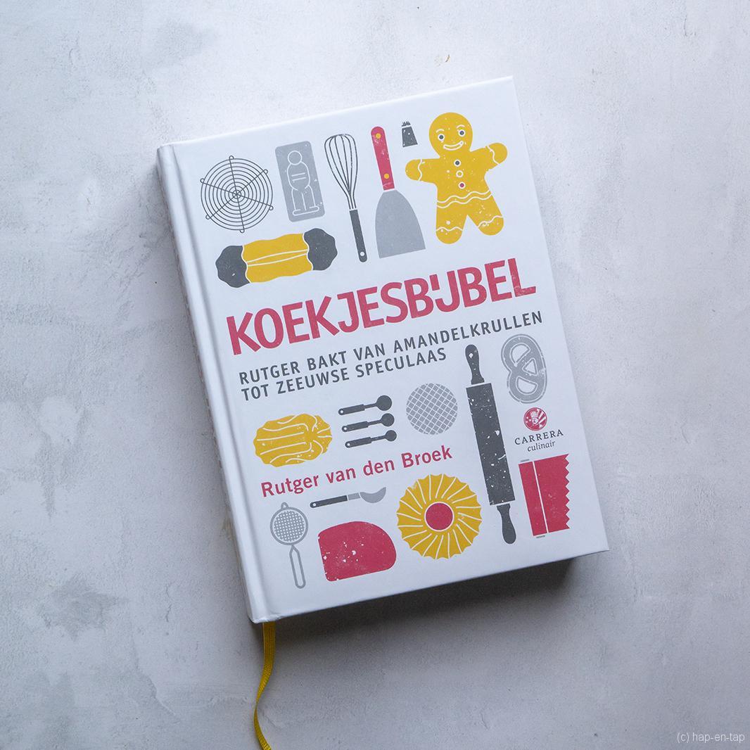 Rutger van den Broek, Koekjesbijbel