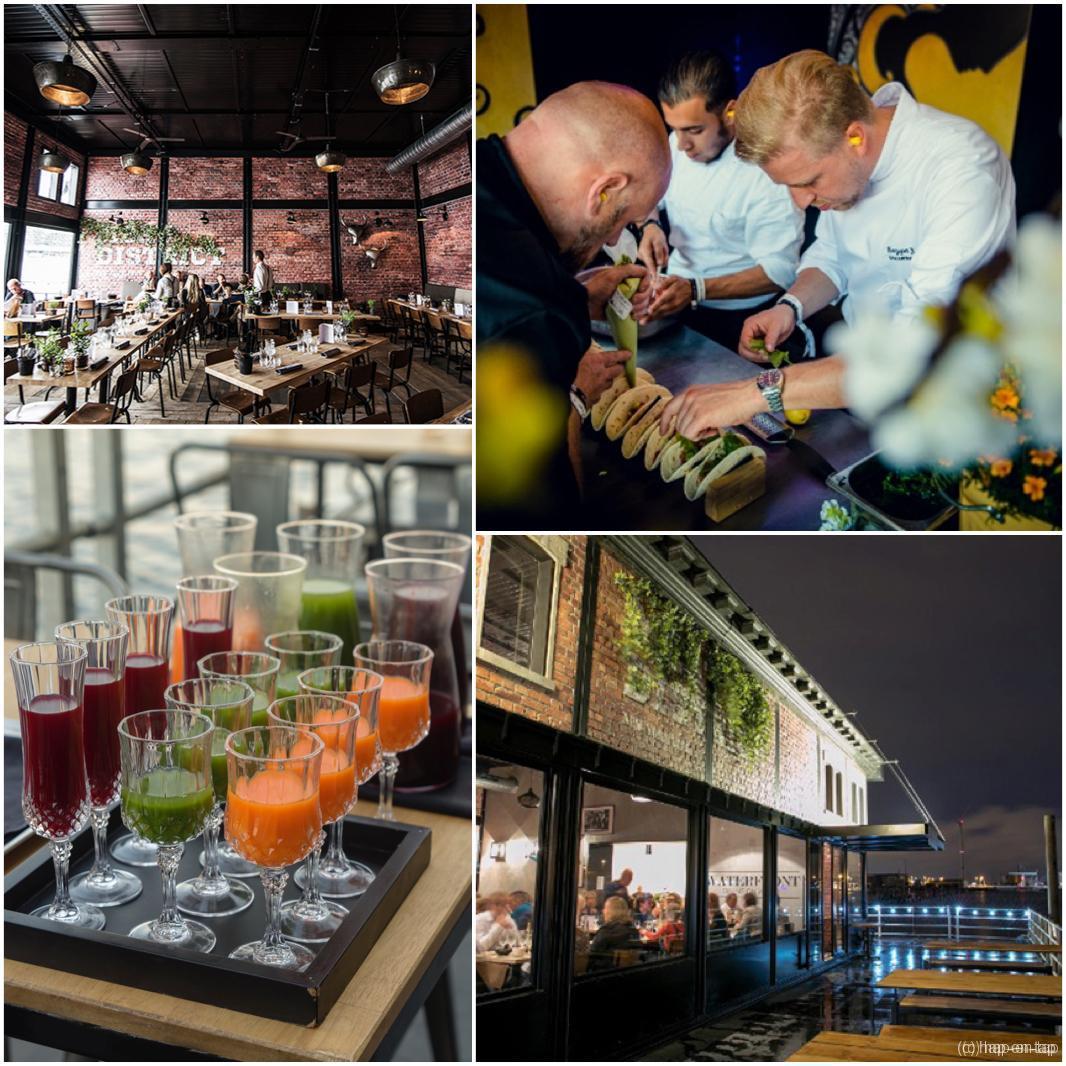 Seppe Nobels ruilt Graanmarkt 13 tijdelijk in voor drijvend pop-up restaurant