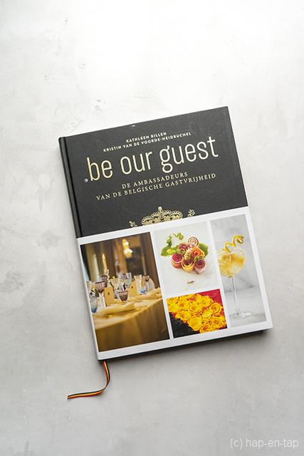Be our guest, de ambassadeurs van de Belgische gastvrijheid