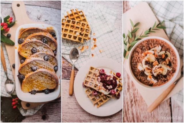 Ellen Van Gool, The Breakfast Club