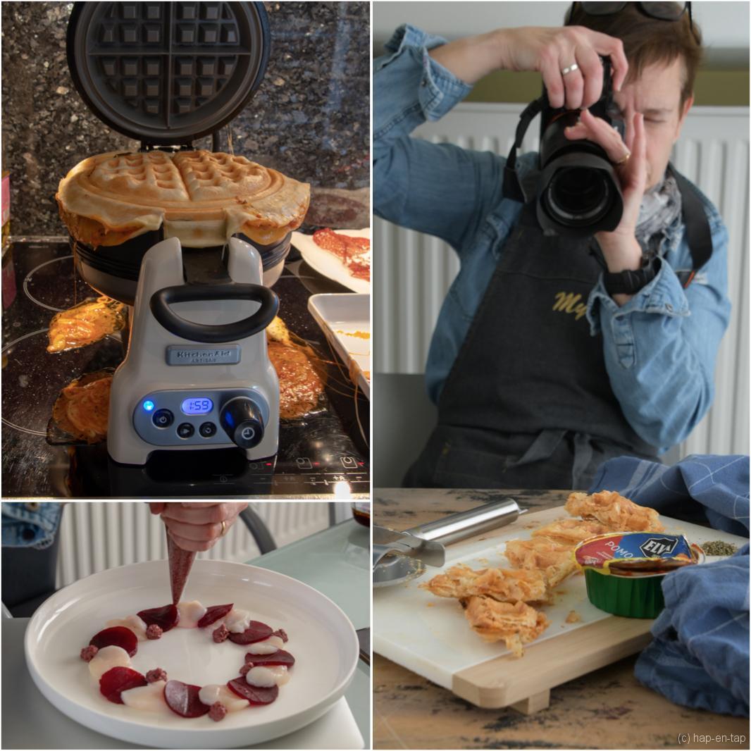 Behind the scenes: een zaterdag in mijn keuken