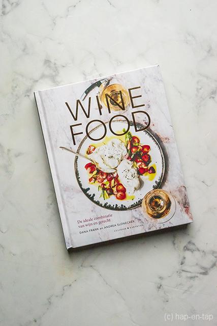 Dana Frank en Andrea Slonecker, Wine Food