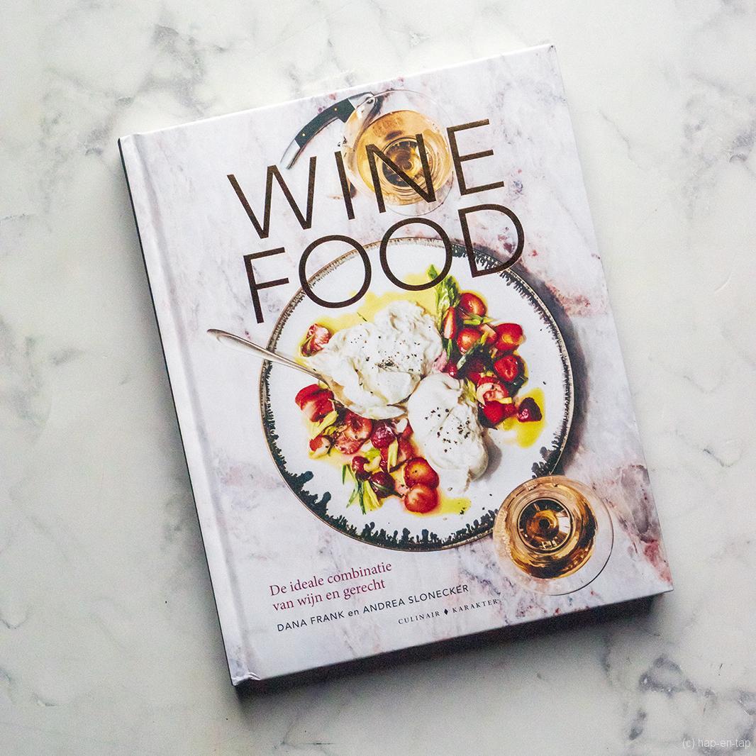 Dana Frank en Andrea Slonecker, Wine Food