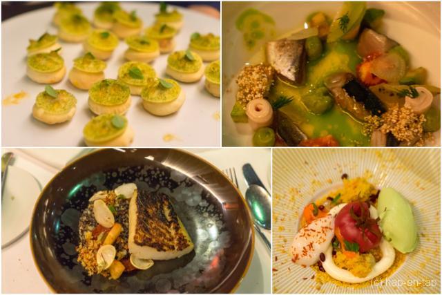 Bart de Pooter van De Pastorale** kookt met Elvea tomaten