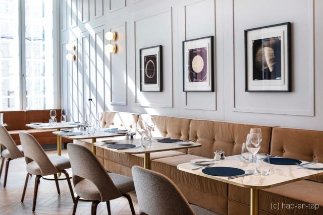 Alleen maar lof voor restaurant Lof in Gent!