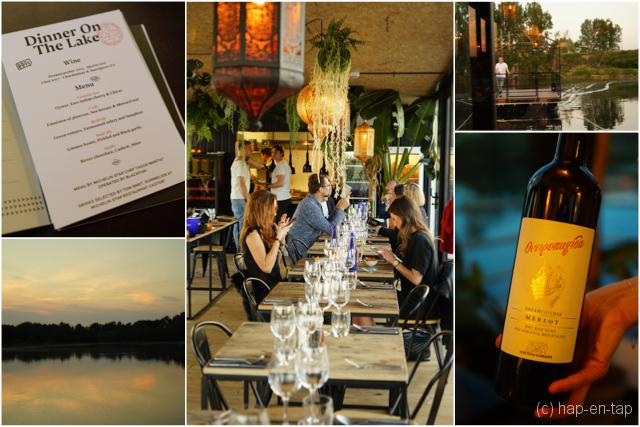 Dinner On The Lake, versie 2.0