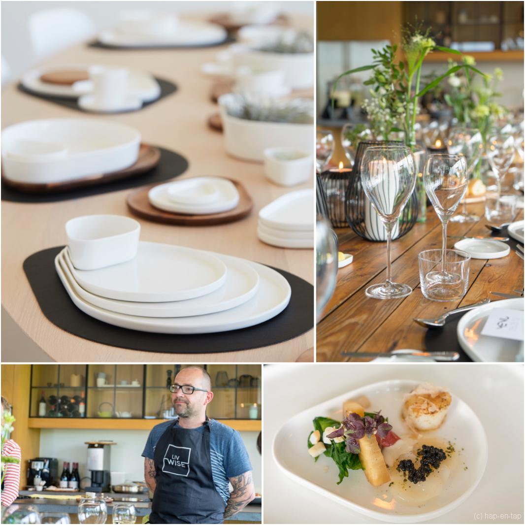 Moments, tableware van Belgische makelij wint design award!