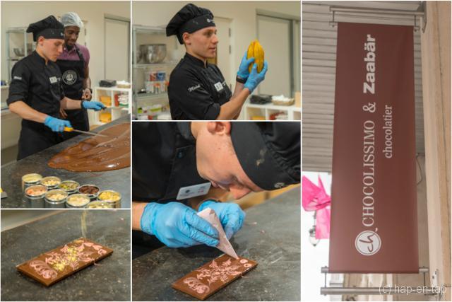 Een workshop bij The Belgian Chocolate Makers: voor de echte chocoladeliefhebber!