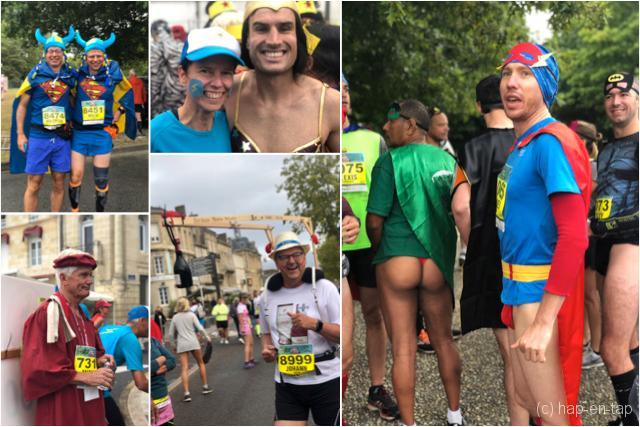 De Marathon van de Médoc, de langste marathon ter wereld
