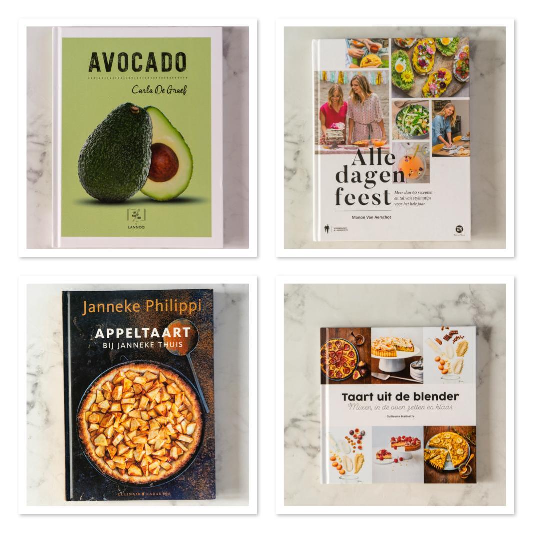 Rijke oogst aan nieuwe kookboeken: appeltaart, avocado, alle dagen feest,…