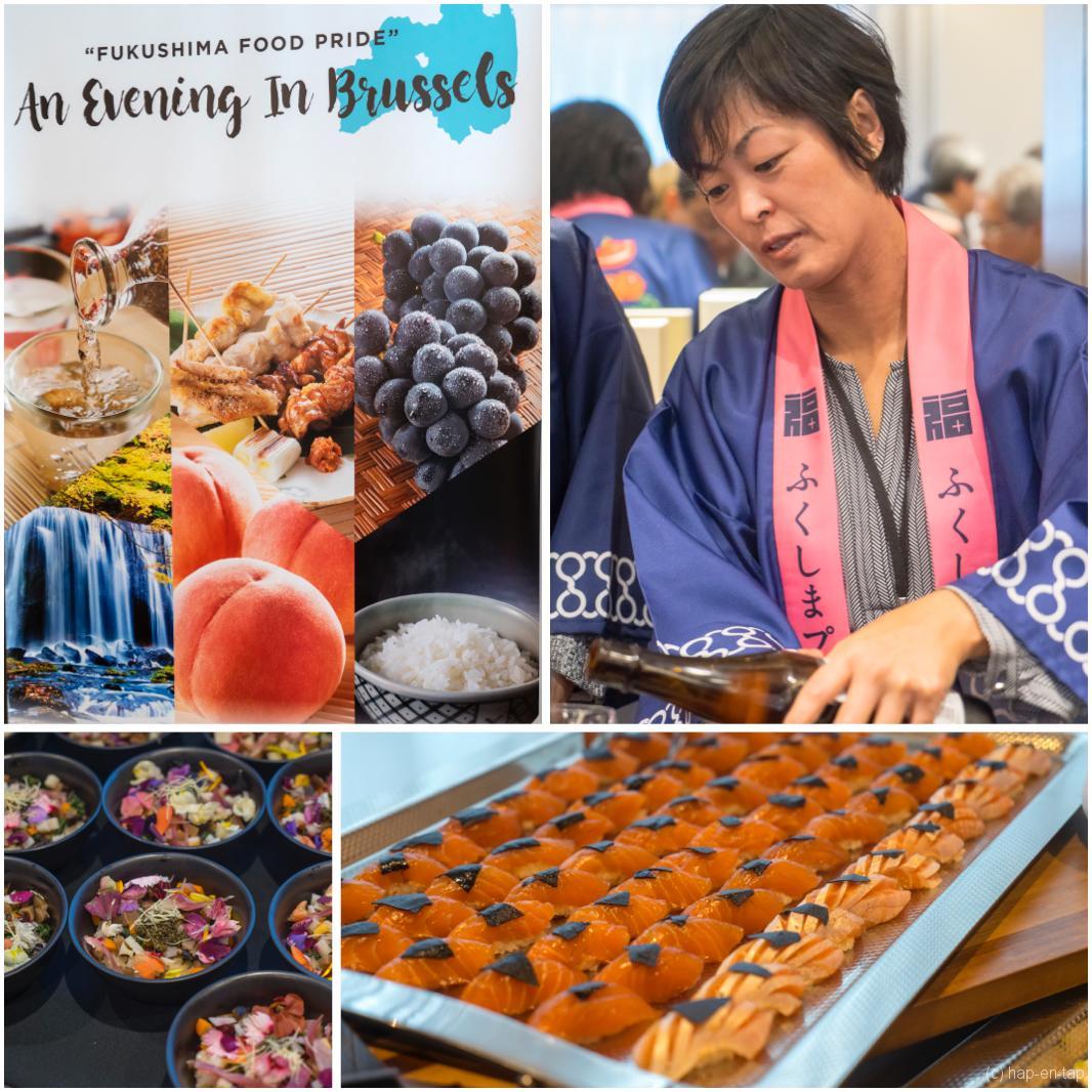 Food uit Fukushima: veilig én lekker (en dat heb ik zelfs op TV verkondigd)