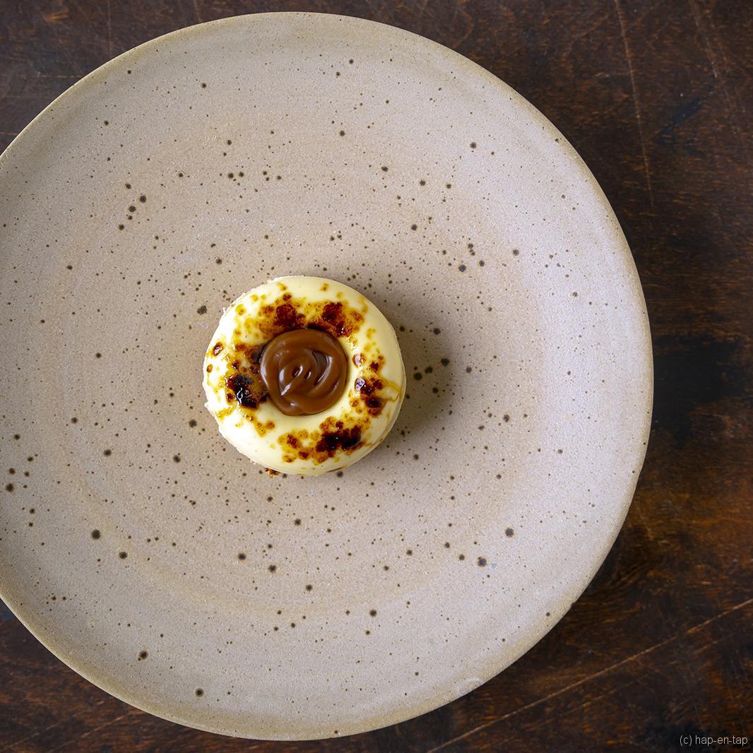 Crème brûlée taartje