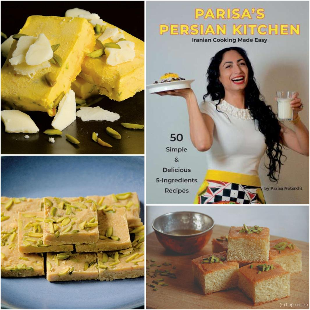 Parisa's Persian Kitchen, Parisa Nobakht