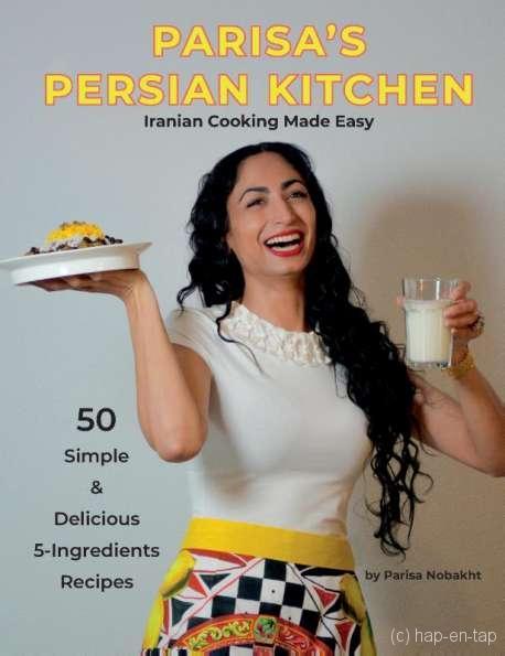 Parisa's Persian Kitchen, Parisa Nobakht