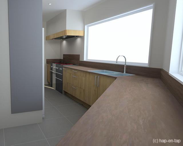 De total make-over van mijn keuken, een lang verhaal met een happy end!