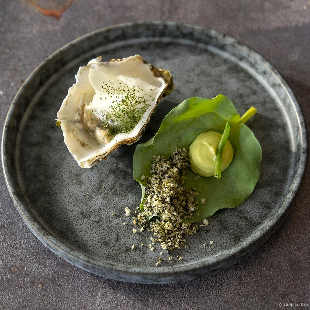 (Vegetarische) oester