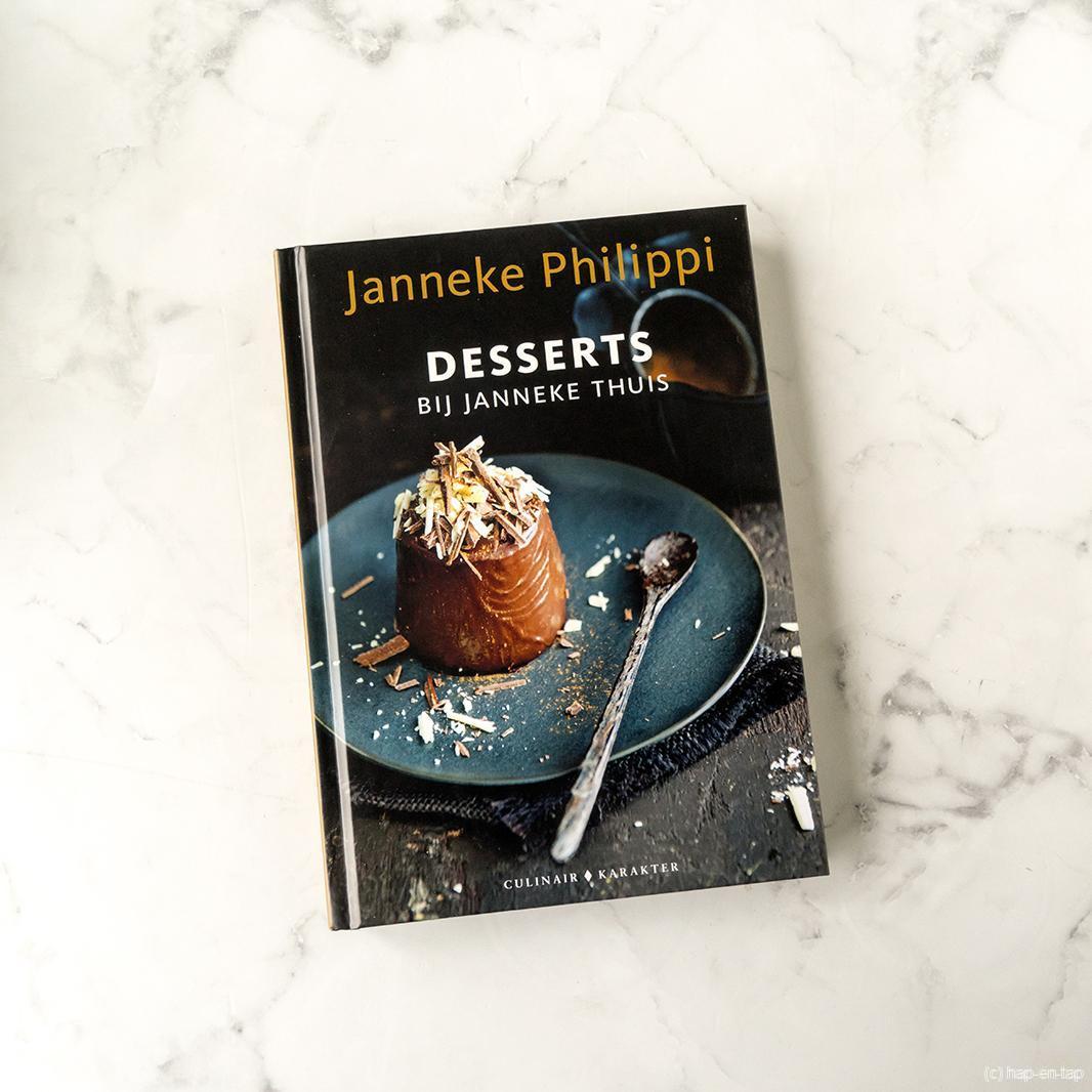 Janneke Philippi Desserts bij Janneke thuis