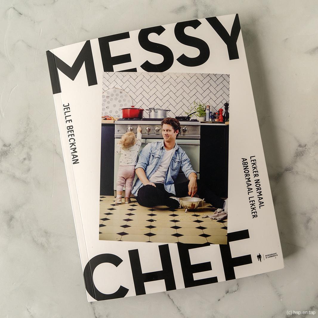Messy Chef Jelle Beeckman, Lekker Normaal Abnormaal Lekker