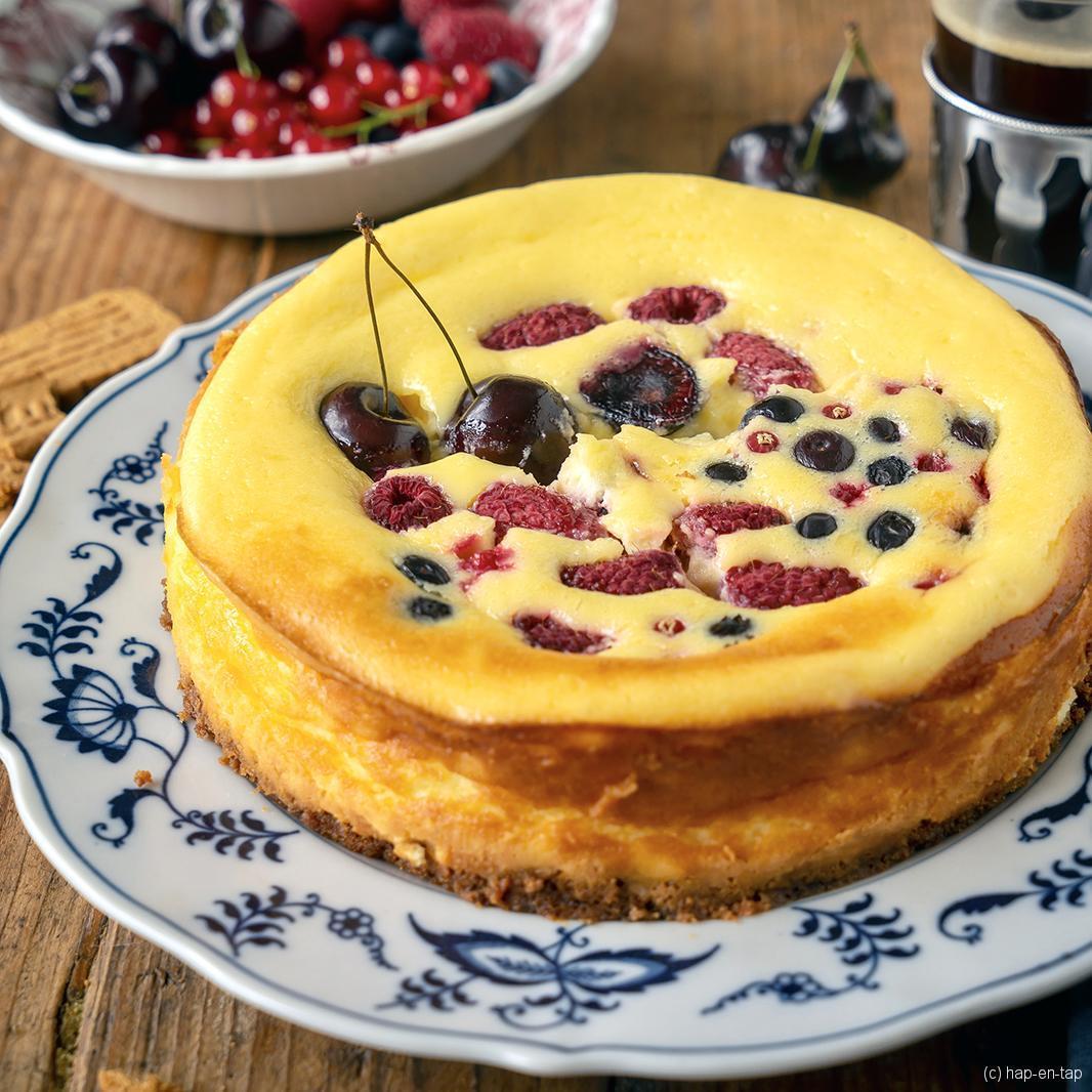 Cheesecake van Anniek