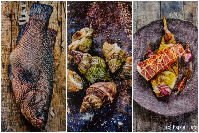 Gaël Orieux, Vis: 70 soorten vis en zeevruchten in 90 recepten