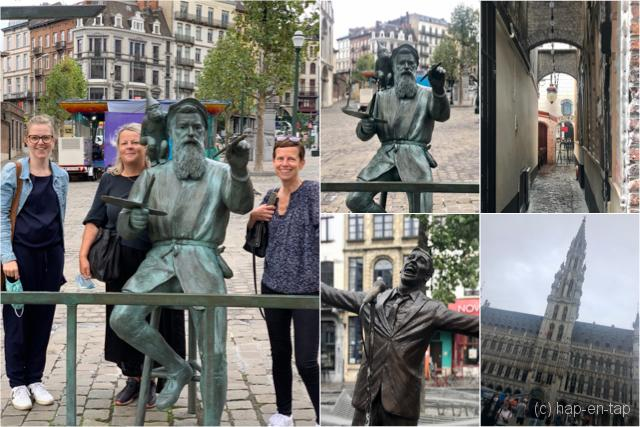 Foodies on Tour in Bruxelles Ma Belle