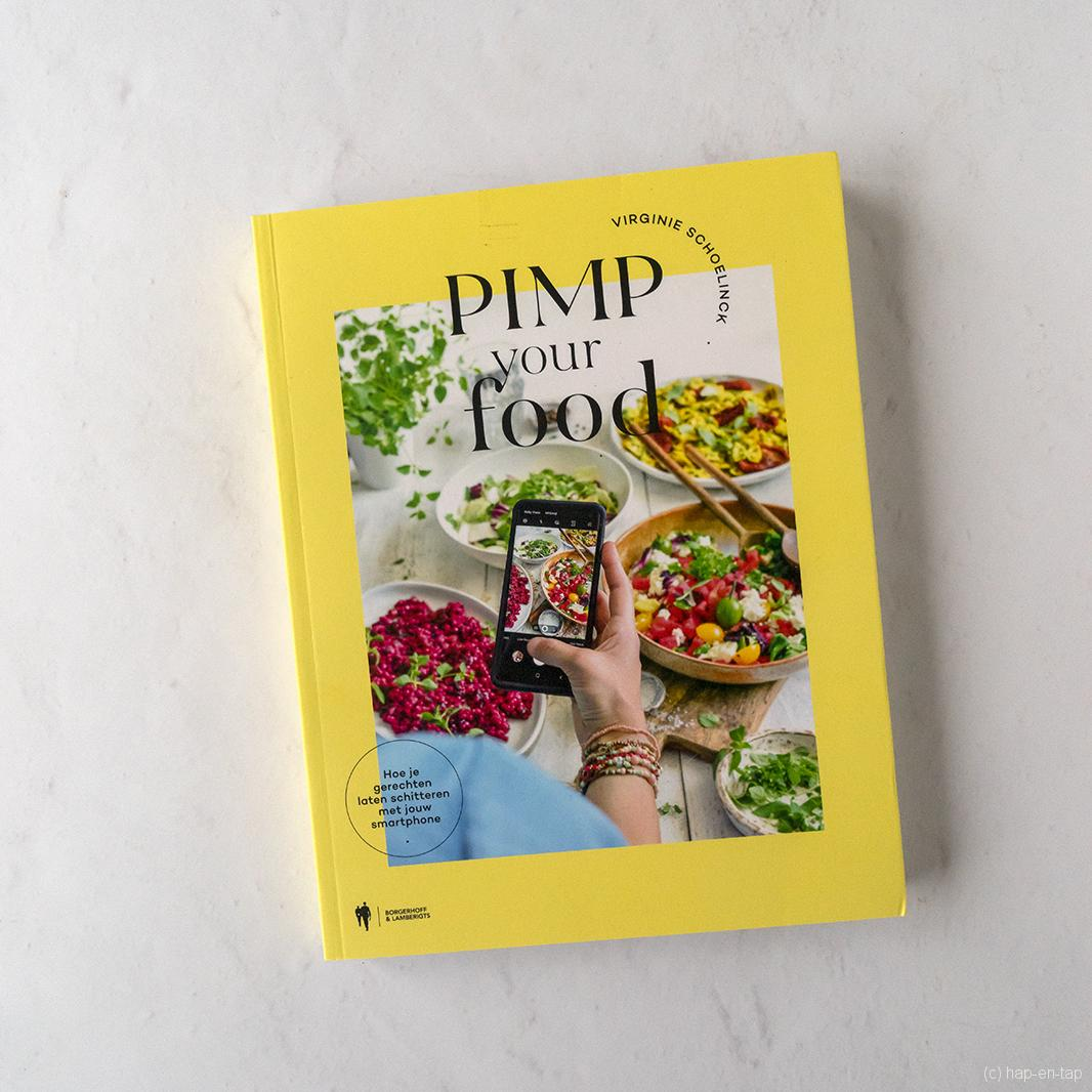 Virginie Schoelinck, Pimp Your Food
