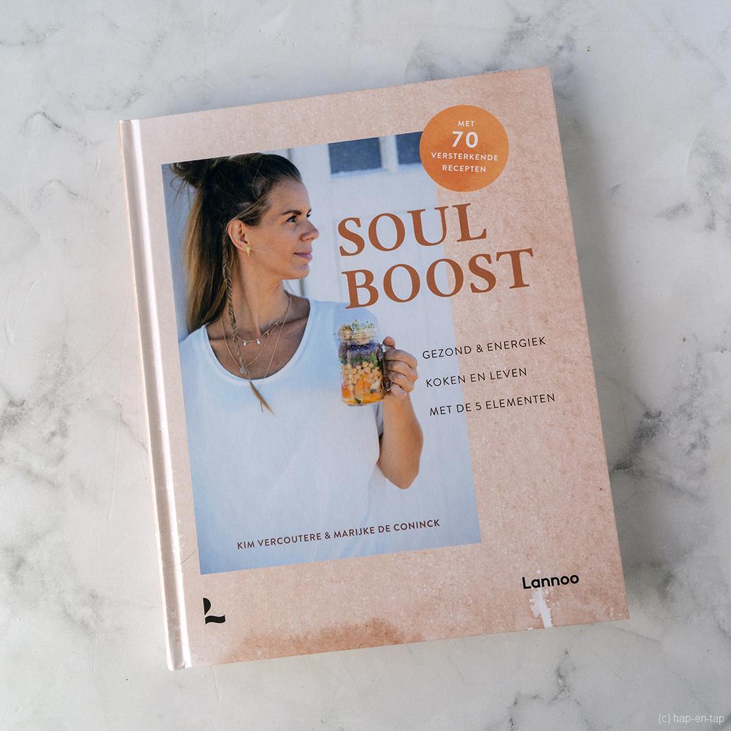 Kim Vercoutere & Marijke De Coninck, Soul Boost (+ winactie)