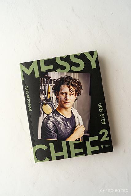 Messy Chef Jelle Beeckman, Goei Eten 2