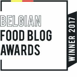 Hap en Tap Belgian food blog awards 2017