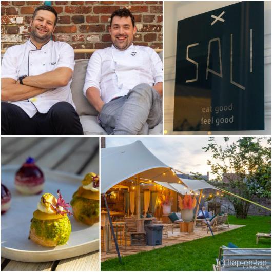 Pop-up Sali: gastronomie in Zwevezeelse pastorie