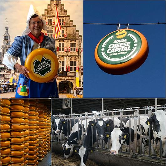 Cheese Valley: culinair en cultureel genieten in het groene hart van Nederland